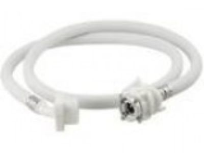 Washer Washing Machine Water Inlet Hose Pipe Tube .M White
