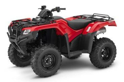 2017 Honda FourTrax Rancher 4x4 DCT IRS Utility ATVs Scottsdale, AZ
