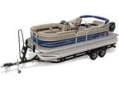 22' Sun Tracker Party Barge 20 DLX 2019