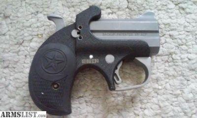 For Sale: Bond Arms 45 acp backup derringer