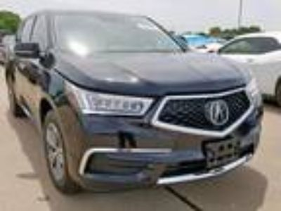 Salvage 2019 ACURA MDX for Sale