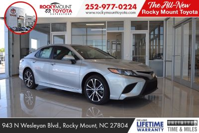 2018 Toyota Camry L (Silver)
