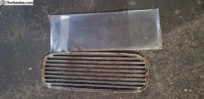 Original OVAL speaker grill
