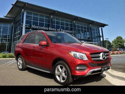 2018 Mercedes-Benz M-Class ML350 4MATIC (Designo Cardinal Red Metallic)