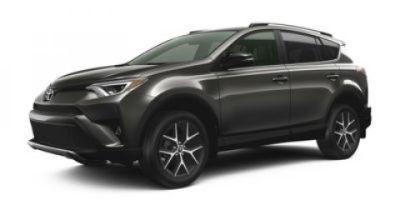 2018 Toyota RAV4 SE (Silver Sky Metallic)