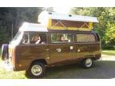 1979 Volkswagen Bus Vanagon Westfalia