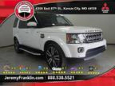 used 2015 Land Rover LR4 for sale.