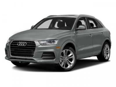 2018 Audi Q3 Premium Plus (Mythos Black Metallic)
