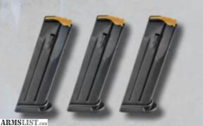 For Sale: New FN 509 magazines