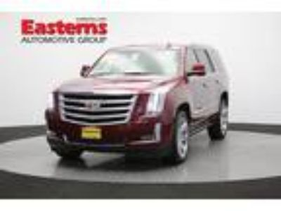 Used 2016 Cadillac Escalade Red Passion Tintcoat, 37.6K miles