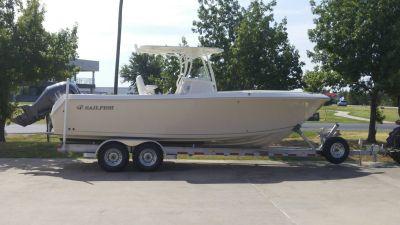 2016 Sailfish 270 CC Center Console Boats Lewisville, TX
