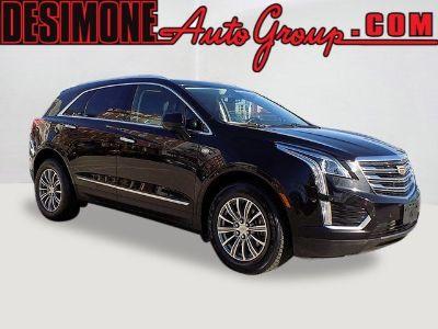 2017 Cadillac XT5 Luxury FWD (Stellar Black Metallic)