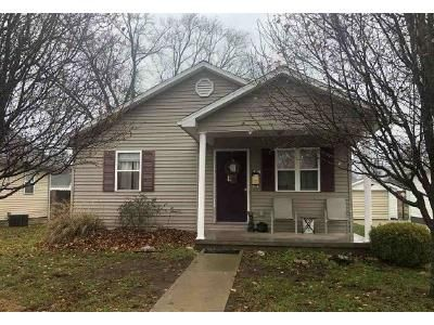 3 Bed 2 Bath Foreclosure Property in Vincennes, IN 47591 - Nicholas St