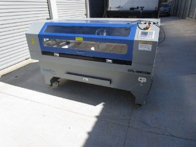 CAMFive 5136 Cutting and Engraving CO2 Laser RTR# 9053056-01