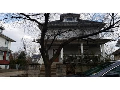 4 Bed 1 Bath Foreclosure Property in Oaklyn, NJ 08107 - Elm Ave