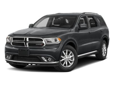 2018 Dodge Durango SXT (Billet Clearcoat)