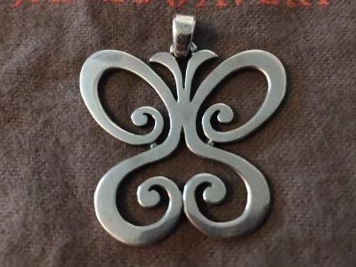 Retired James Avery Butterfly