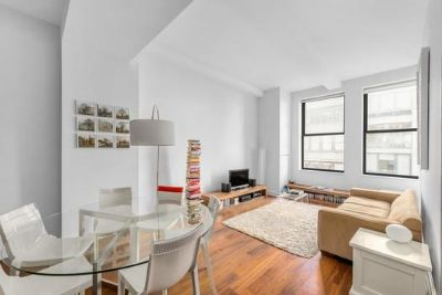 NO FEE spectacularly renovated, large one-bedroom