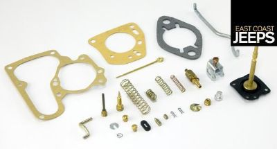 Find 17705.06 OMIX-ADA Carburetor Rebuild Kit F-Head, 53-71 Willys & Jeep Models, by motorcycle in Smyrna, Georgia, US, for US $28.73
