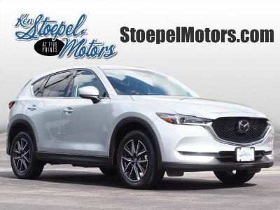 2018 Mazda CX-5 Grand Touring (Sonic Silver Metallic)