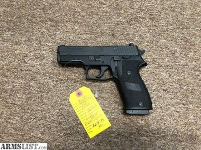 For Sale: Used Like New Sig Sauer P220