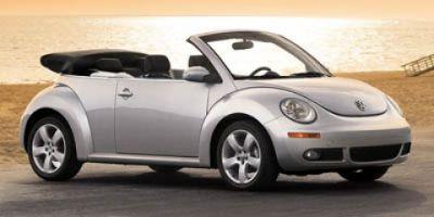 2007 Volkswagen New Beetle 2.5 (Salsa Red/Black Roof)