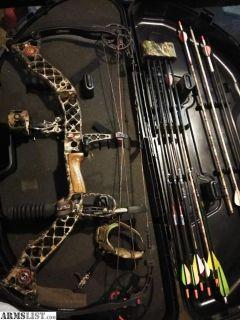 For Sale: Mathews z7 bow