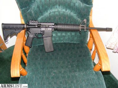 For Sale: Anderson AM15 AR-15 Rifle