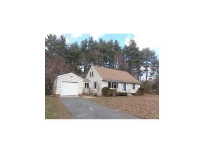 3 Bed 1 Bath Foreclosure Property in Hampden, MA 01036 - Charles St