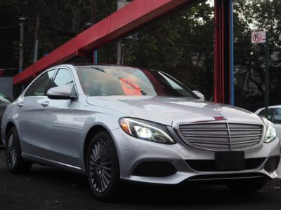 2015 Mercedes-Benz C-Class C 300 4MATIC (Iridium Silver Metallic)