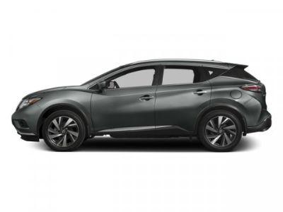 2017 Nissan Murano SL (Gun Metallic)