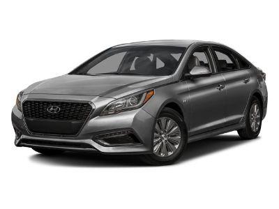 2016 Hyundai Sonata Hybrid SE (Eclipse Black)