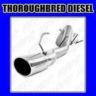Find MBRP Gas Exhaust 04-06 Dodge Ram SRT10 8.3L SC/SB Cat Back Single s5122AL motorcycle in Winchester, Kentucky, US, for US $374.99