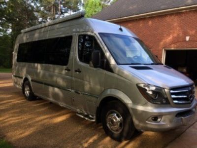 2014 Airstream INTERSTATE 3500 EXT TWIN BEDS