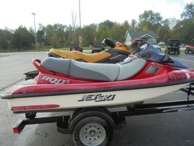 1997 Kawasaki STX 1100 PWC 3 Seater South Haven, MI