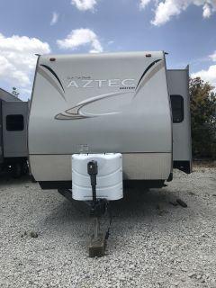 2012 Aztec 34TRLW