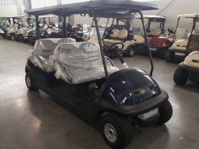 2018 Club Car Precedent Stretch PTV (Electric) Golf carts Lakeland, FL
