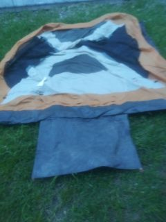 Coleman 4-man tent used once great condition pick up in Sachse or east Allen
