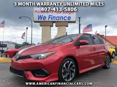 Used 2016 Scion iM for sale