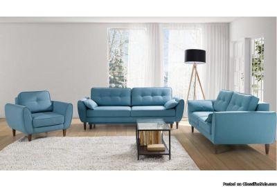 "New ""Dato"" Classic Sofa Set"