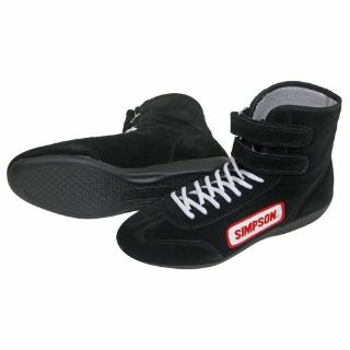 Purchase Simpson Racing Driving Shoes SFI 3.3/5 BLACK- FREE SHIPPING motorcycle in Las Vegas, Nevada, United States, for US $119.95