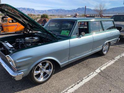 custom nova wagon