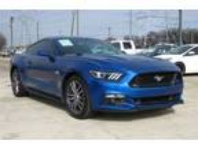 Certified 2017 Ford Mustang GT