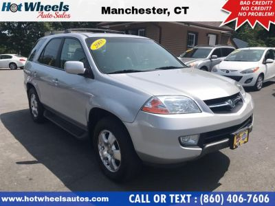 2003 Acura MDX Base (Starlight Silver)