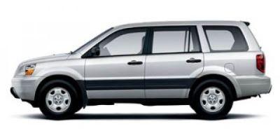 2005 Honda Pilot LX (Brown)