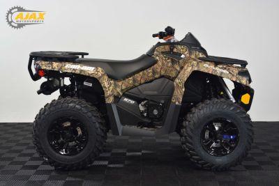 2017 Can-Am Outlander DPS 450 Utility ATVs Oklahoma City, OK