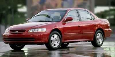 2002 Honda Accord EX (Silver)