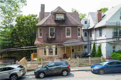 7 Lincoln Terrace YONKERS Eight BR, Large three family home with