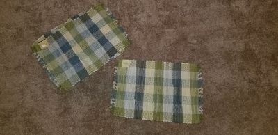 Set of 6 table place mats