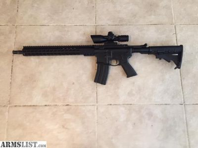 For Sale: Custom Ruger AR-15